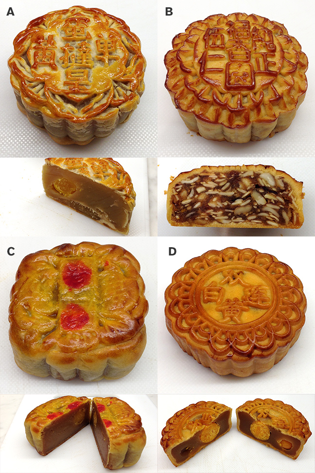 Mooncakes
